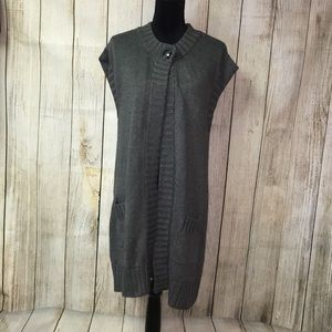 Chico's Sleeveless Cardigan